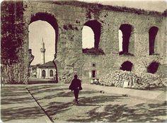 Bozdoğan Kemeri, 1910'lar