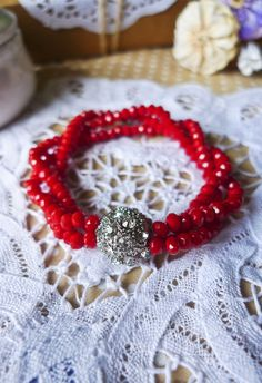 Bling as Can Be Bracelet - Retro, Indie and Unique Fashion
