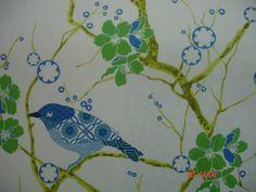 Liberty Tana Lawn - Birdsong