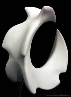 Plaster Sculpture - Spring 2008 on Behance