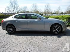 2015 Maserati Ghibli Base Price On Request