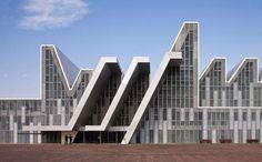 On Diseño - Proyectos: Palacio de Congresos de Aragón Expo 2008