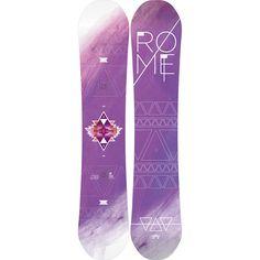 Rome Scandal Snowboard - Women's