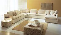 modern italian sofas, sectional