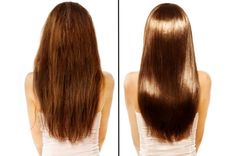 Coconut Oil Hair Treatment - Coconut oil is one of the best natural hair treatments for wide-ranging hair problems, like extensive dry hair, damaged, over-processed or heat damaged hair. Curly Hair Styles, Natural Hair Styles, Natural Beauty, Organic Beauty, Natural Oil, Natural Shampoo, Olive Oil Hair, Oil Treatment For Hair, Hair Treatments