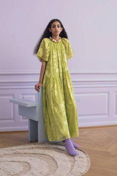Floaty Summer Dresses, Casual Summer Dresses, Copenhagen Style, Copenhagen Fashion Week, Spring Fashion, Fashion Show, Fashion Trends, Spring Summer, Vintage Style Dresses