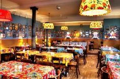 """50er Jahre Restaurant """"R & B"""""""