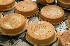 "Download the royalty-free photo ""The group of Japanese red bean cake dessert on hole bean cake maker at food street market."" created by phasuthorn at the lowest price on Fotolia.com. Browse our cheap image bank online to find the perfect stock photo for your marketing projects!"