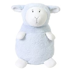 Happy horse knuffel lammetje Lammy blauw 35 cm. Deze pluche blauwe knuffel…