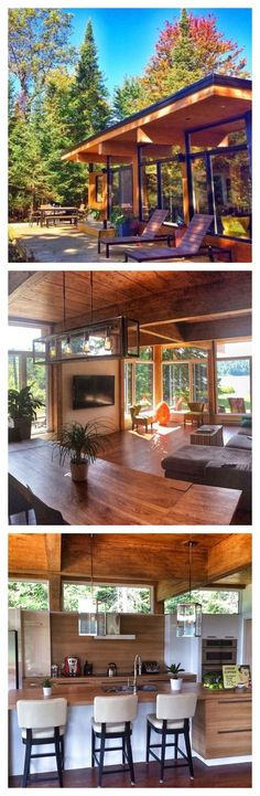 Stay in this stunning Lakehouse in Canada rent-free over Christmas and New Year! See more details here: http://www.travellingweasels.com/2015/04/house-sitting-opportunities.html