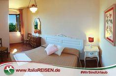 Webcode: IT-GTFG, Schlafzimmer, Toskana, Italien, Urlaub, Reisen ...