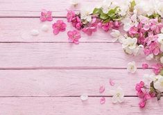 Photography Backdrop Newborn Wood Floor Photo Background Baby shower Flower Backdrop for Photo Studio Props Small Size Flower Backgrounds, Photo Backgrounds, Flower Wallpaper, Wallpaper Backgrounds, Picture Backdrops, Vinyl Backdrops, Background For Photography, Photography Backdrops, Aesthetic Pastel Wallpaper