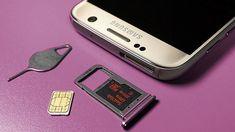 Die SIM-Karte sollte auf keinen Fall im Gerät verbleiben, wenn man dieses aus der Hand gibt. (Quelle: t-online.de)