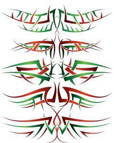 #Tattoo #TattooIdeas #TribalTattoos #TattooDesigns Tribal Tattoos For Men, Tribal Tattoo Designs, New Tattoos, Tattoos For Guys, Tattoo Set, Find Image, Tatting, How To Look Better, Poster
