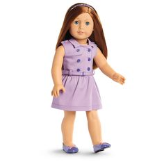 American Girl Travel in Style Dress for 18-inch Dolls