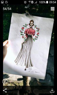 The creative of fashion designer