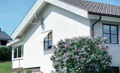 Slik lager du et blomstertårn - viivilla. Garage Doors, Interior, Outdoor Decor, House, Home Decor, Gardening, Christmas, Fantasy, Terrace