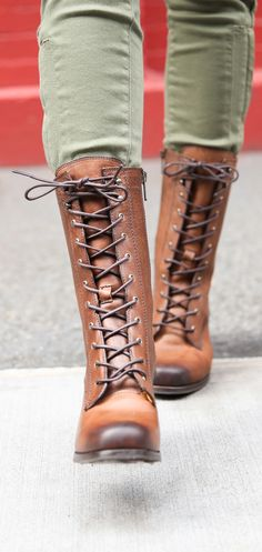 Kendall Lace Up Boots | The Frye Company-SR