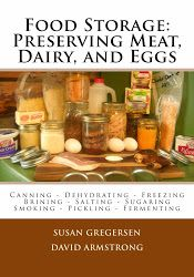 Preserving Meat, Dairy, and Eggs