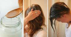 L'olio che fa ricrescere i capelli, elimina la forfora e ne blocca la caduta
