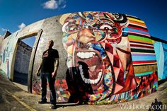 If you haven't seen the art all over the walls of the Wynwood Arts District in Miami then you haven't seen the coolest part of the city. Roam Rides has scooter tours to see it all. Or you can just drive around the district yourself.