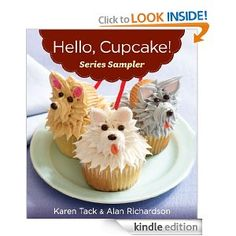Free Kindle Book: Hello, Cupcake- so many cute cupcake ideas! #free #kindle #book @SavingsMania- Diane Schmidt- Diane Schmidt