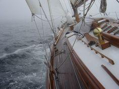 ticonderoga sailboat