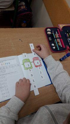 Place Value in Spanish Grade/ Valor posicional primer grado Math Activities For Kids, Math For Kids, Fun Math, Kids Learning, Math Multiplication Worksheets, Maths, Math Notes, 1st Grade Math, Third Grade