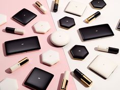 H&M Cosmetic Line Redesign — The Dieline - Package Design Resource