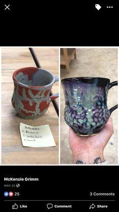 Adam Hood's media statistics and analytics Glazes For Pottery, Pottery Mugs, Pottery Bowls, Ceramic Pottery, Pottery Art, Ceramic Art, Thrown Pottery, Slab Pottery, Ceramic Design