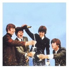 Happy New Year with The Beatles