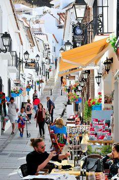 Mijas pueblo, Andalucía, Spain