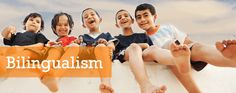 Griffith University research page on Bilingualism.