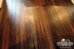 Antique Java bamboo flooring from Cali Bamboo. - Jack S.'s Project