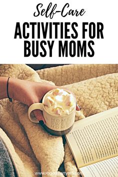As a busy mom it is so important to set 'me time' aside for yourself, self-care, exercise, relax and unwind mama!