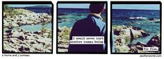 A Softer World: Never mix business and pleasure.