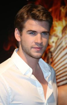 Liam Hemsworth- (actor) The Hunger Games, The Last Song