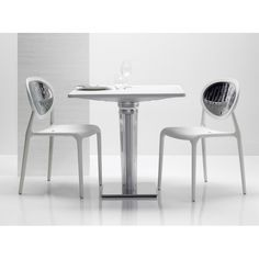 Sedie da cucina moderne modello Hypnotic. Sedie eleganti, robuste ...