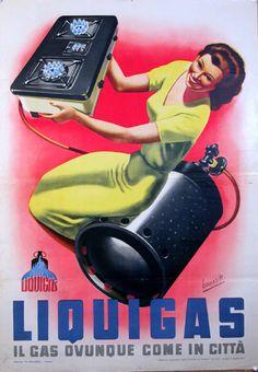 Luigi (detto Gino) Boccasile illustratore e pubblicitario italiano  www.tommyholiday.it