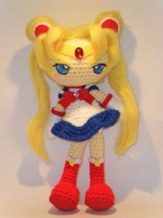Sailor Moon by Tia-tony.deviantart.com on @deviantART