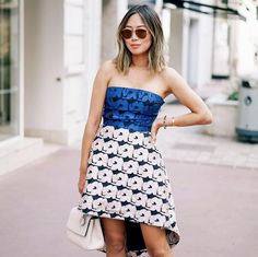 How Things Change: 14 Major Fashion Bloggers' First-Ever Instagram Photos | StyleCaster