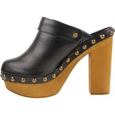 CHINESE LAUNDRY Clog Leather