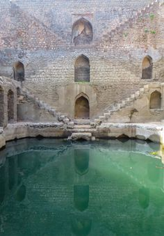 India Incredible - Step-wells in India by Victoria Lautman