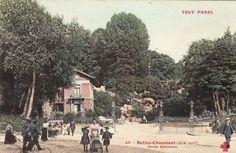 1867 - Le Parc des Buttes Chaumont