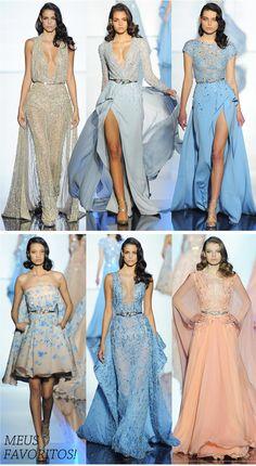 Zuhair Murad e sua alta costura única! - Fashionismo