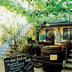 """Viennese """"heurige"""" or wine taverns. Reason enough to head for Vienna for a weekend this year."""