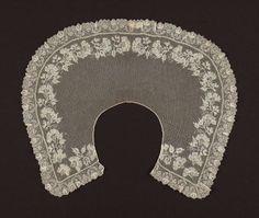 Museum of Fine Arts, Boston: collar de EEUU de 1800-50 (Inventario:53.2257)