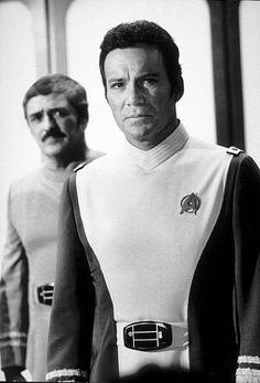 Captain Kirk and Scotty (sp) ~ Star Trek (1979)