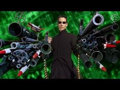 The Matrix, As Retold by Mom