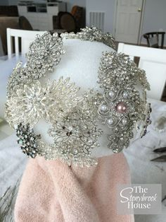 More Brooches Added to Brooch Bouquet